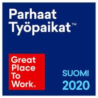Alfame on Suomen paras työpaikka