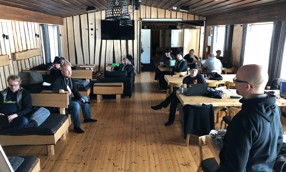 Alfamen kolmas Hackathon järjestetään Espanjassa
